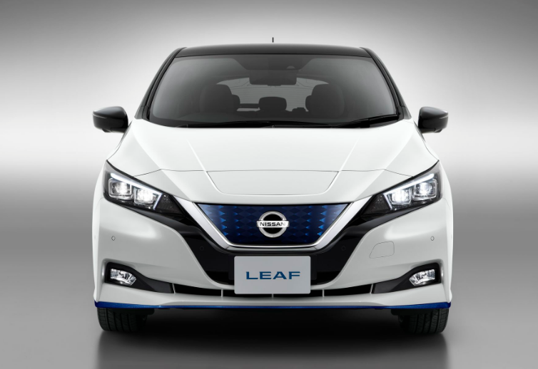 42 All New Nissan Leaf 2020 Release Concept And Review