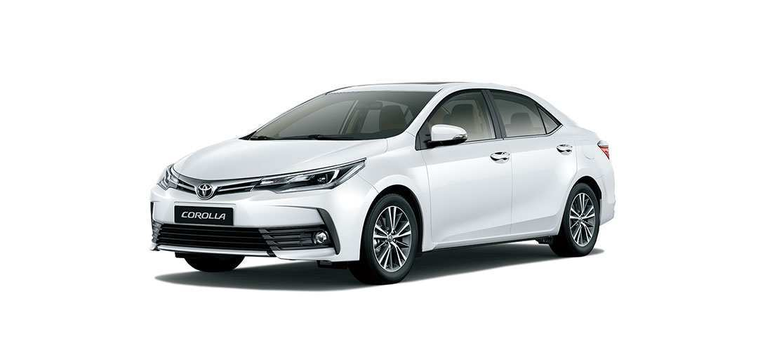 42 All New Toyota Corolla 2020 Qatar Wallpaper