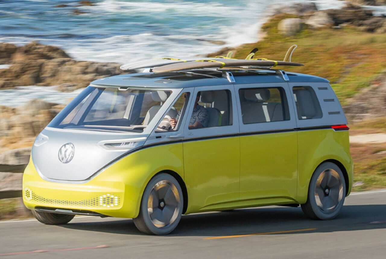 42 All New Volkswagen Buzz 2020 Review