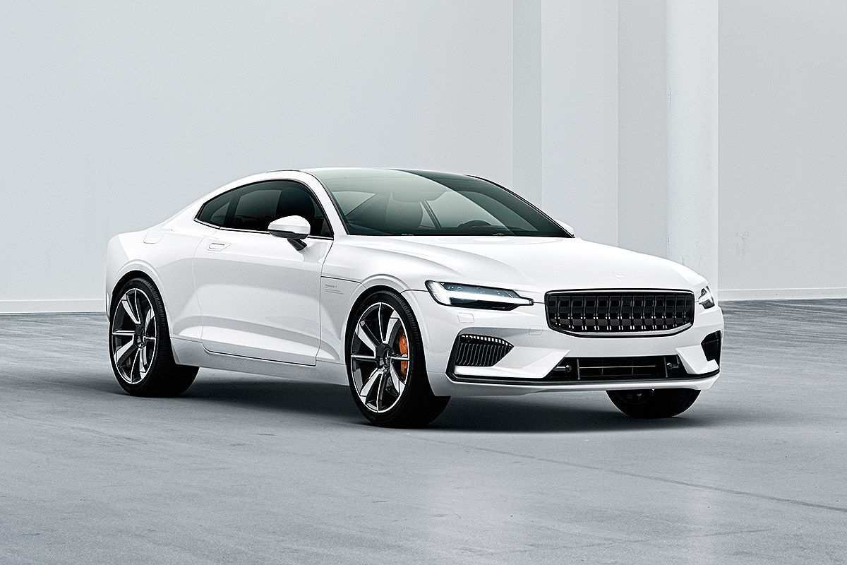 42 All New Volvo Coupe 2019 Release Date And Concept