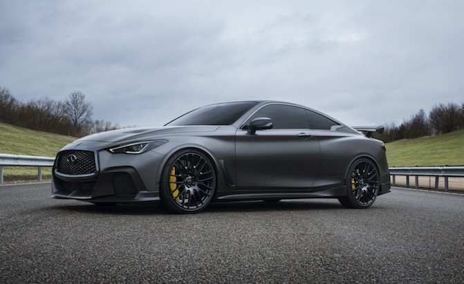 42 All New What S New For Infiniti In 2020 Engine