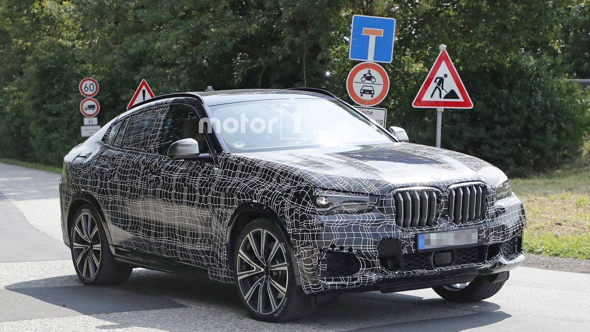 42 All New When Will 2020 BMW X6 Be Available Review And Release Date