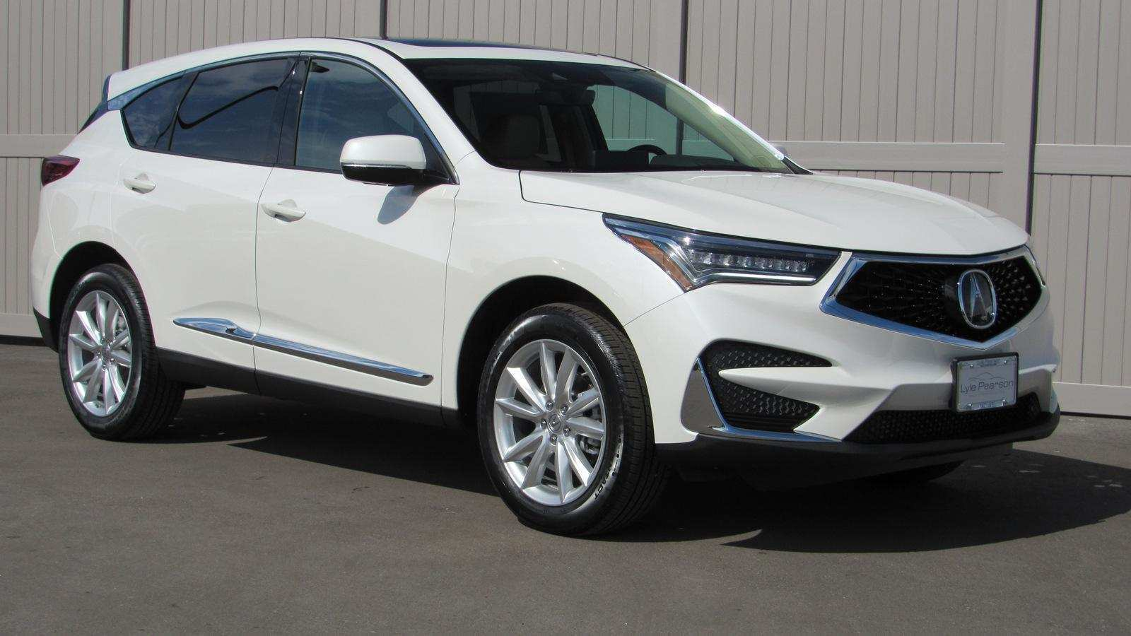 42 Best 2019 Acura RDX Reviews