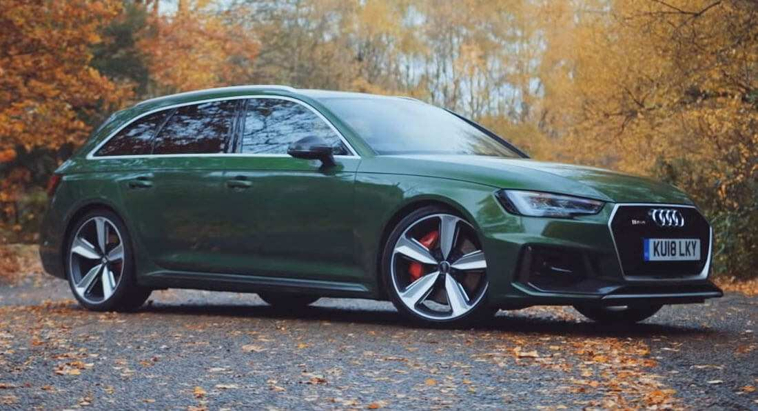 42 Best 2019 Audi Rs4 Performance And New Engine