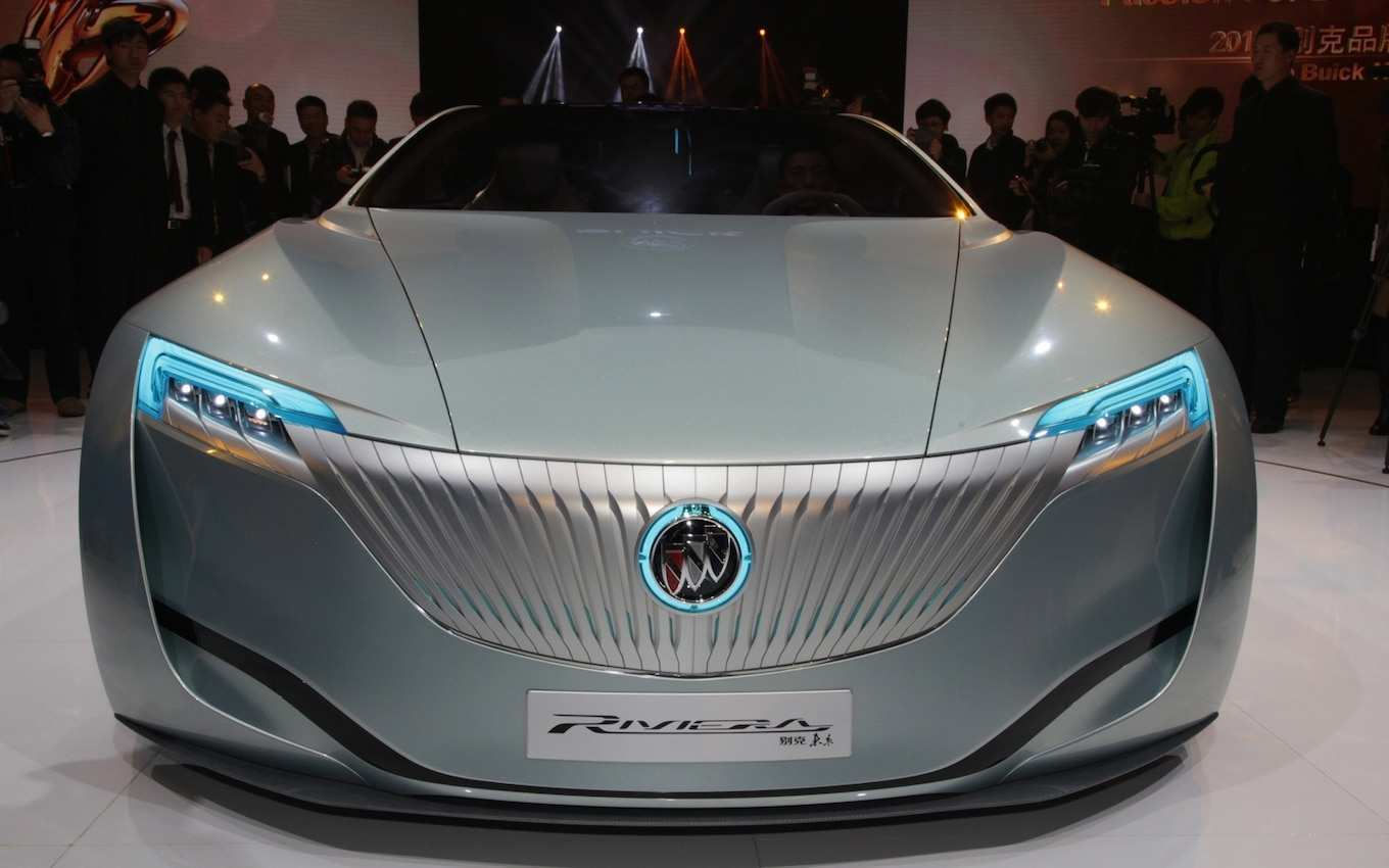 42 Best 2019 Buick Riviera Exterior And Interior