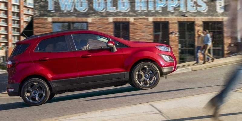 42 Best 2019 Ford Ecosport Release Date