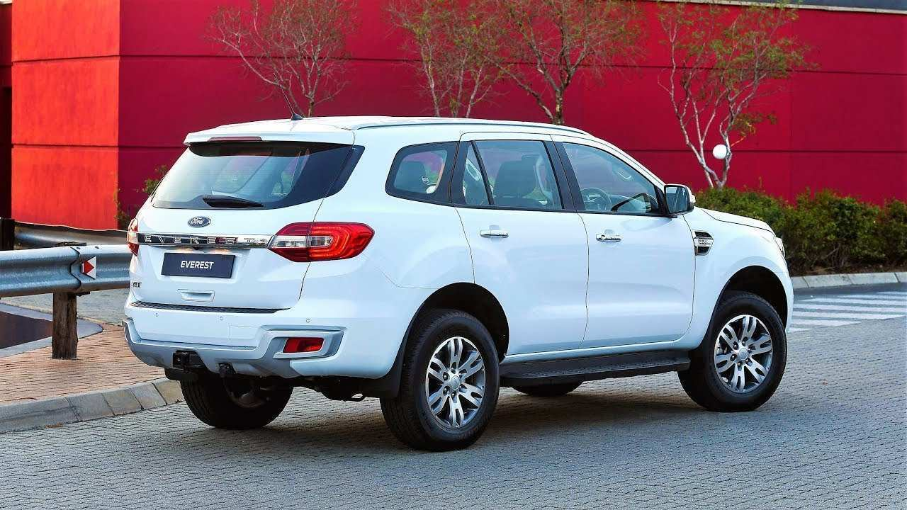42 Best 2019 Ford Everest Concept And Review