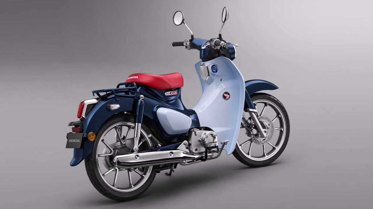42 Best 2019 Honda Super Cub Top Speed Exterior