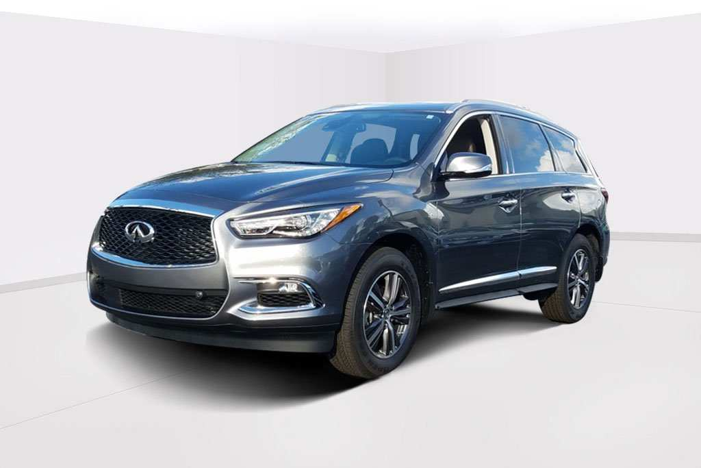 42 Best 2019 Infiniti Qx60 New Model And Performance