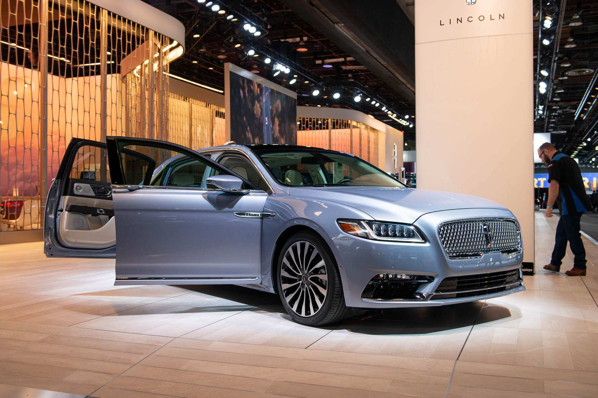 42 Best 2019 Lincoln Continental New Model And Performance