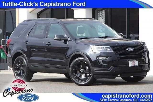 42 Best 2019 The Ford Explorer Spesification