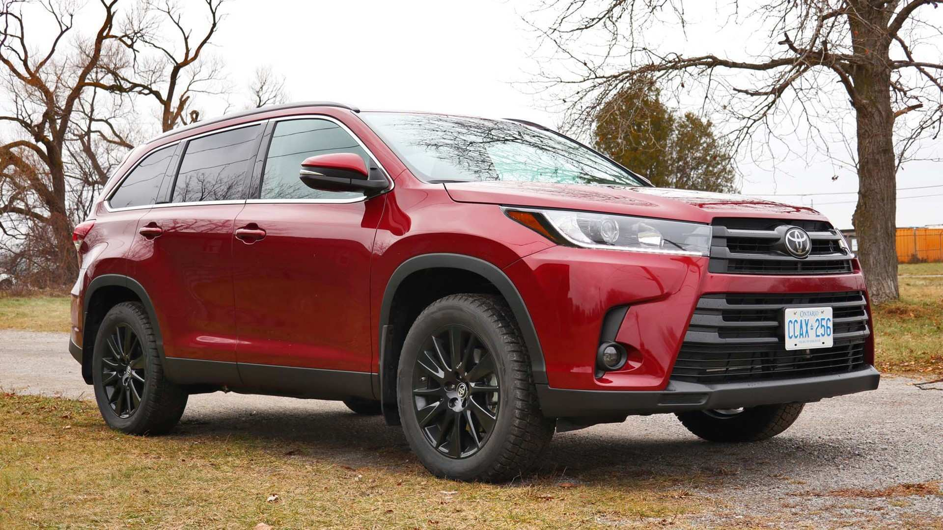 42 Best 2019 Toyota Highlander Picture