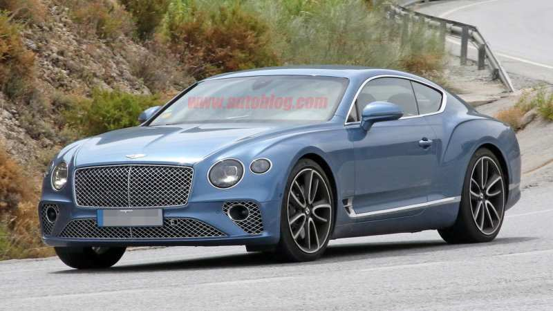 42 Best 2020 Bentley Continental GT Redesign And Review