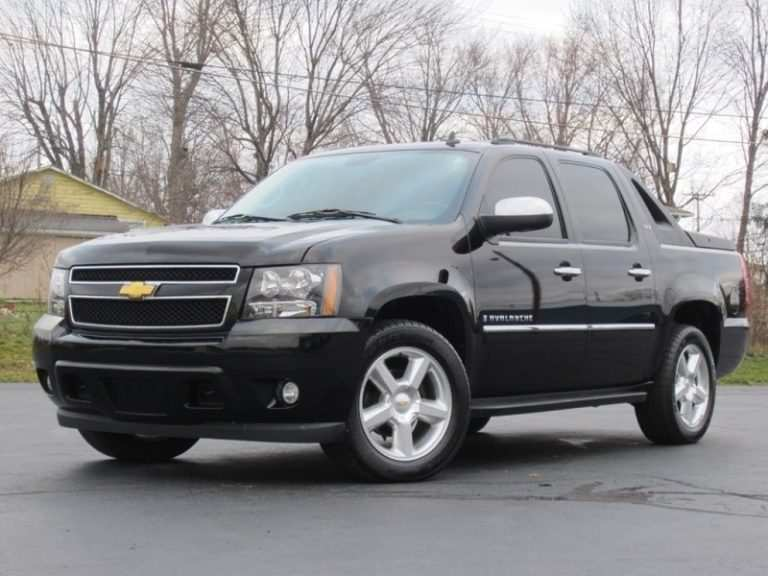 42 Best 2020 Chevy Avalanche New Model And Performance
