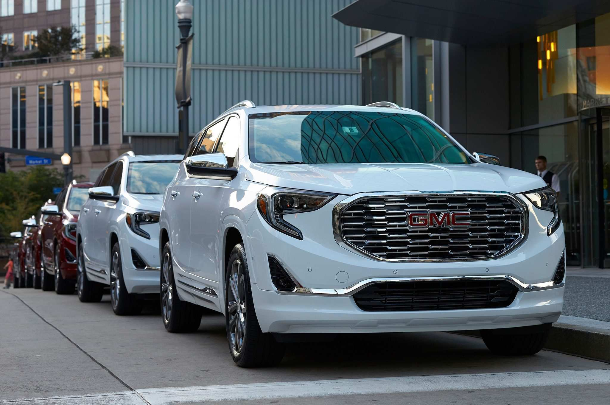 42 Best 2020 Gmc Acadia Denali Pictures