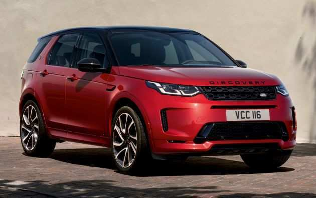 42 Best 2020 Land Rover Discovery Sport Wallpaper