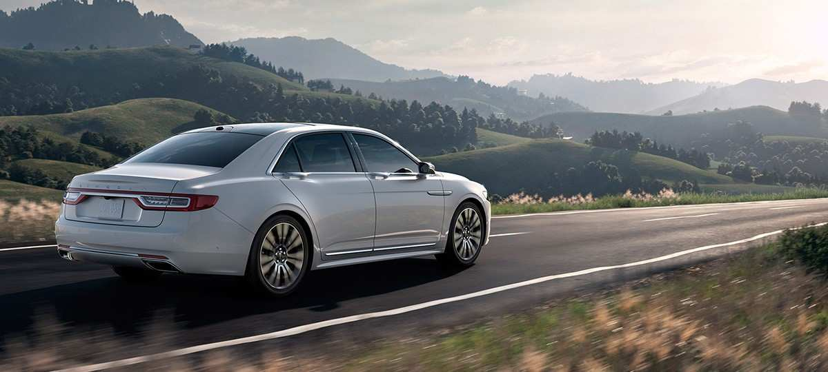 42 Best 2020 Lincoln Continental Price And Release Date