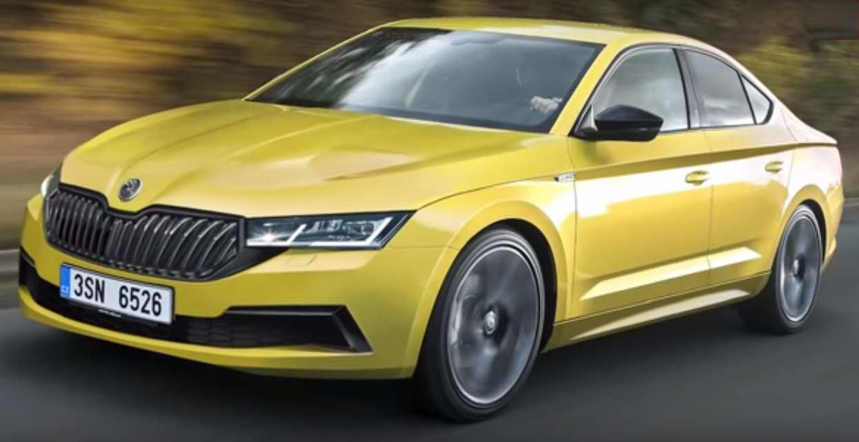 42 Best 2020 New Skoda Superb Exterior