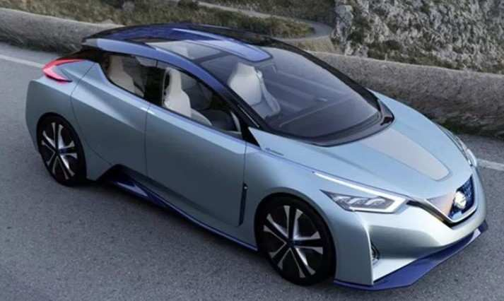 42 Best 2020 Nissan Leaf Redesign And Concept