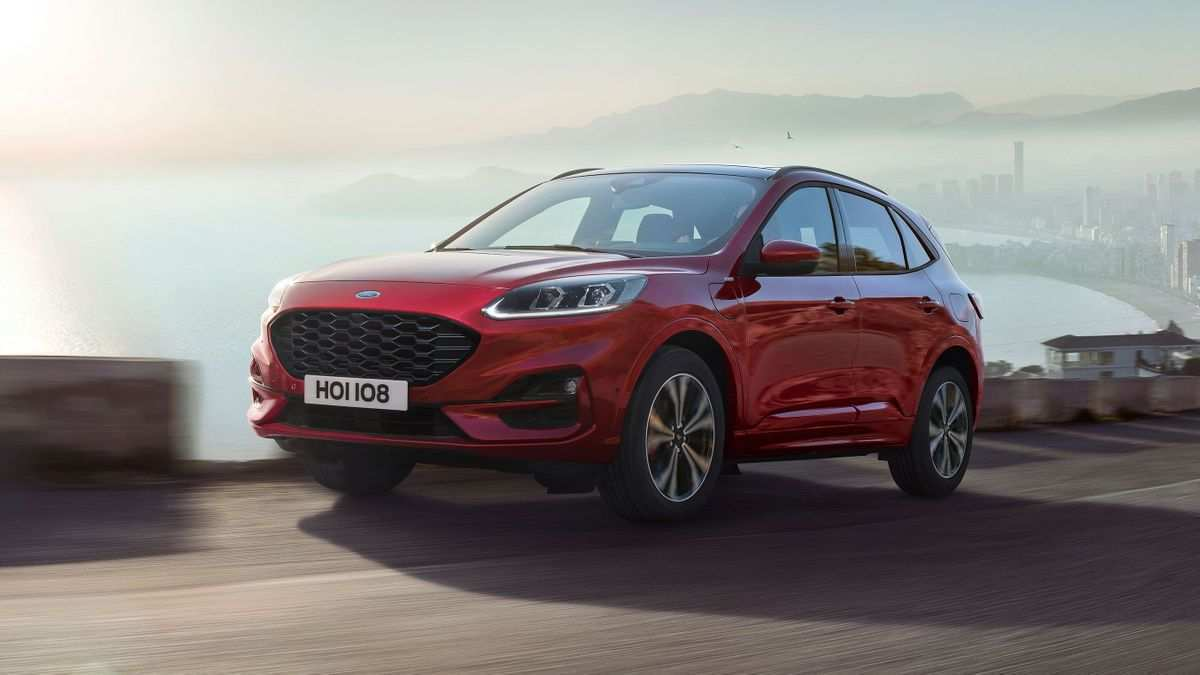 42 Best Ford New Kuga 2020 First Drive