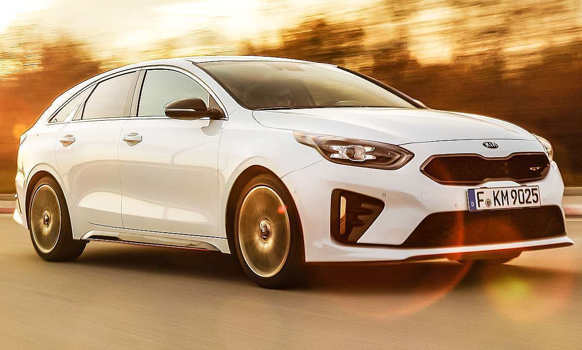 42 Best Kia Pro Ceed Gt 2019 Price Design And Review