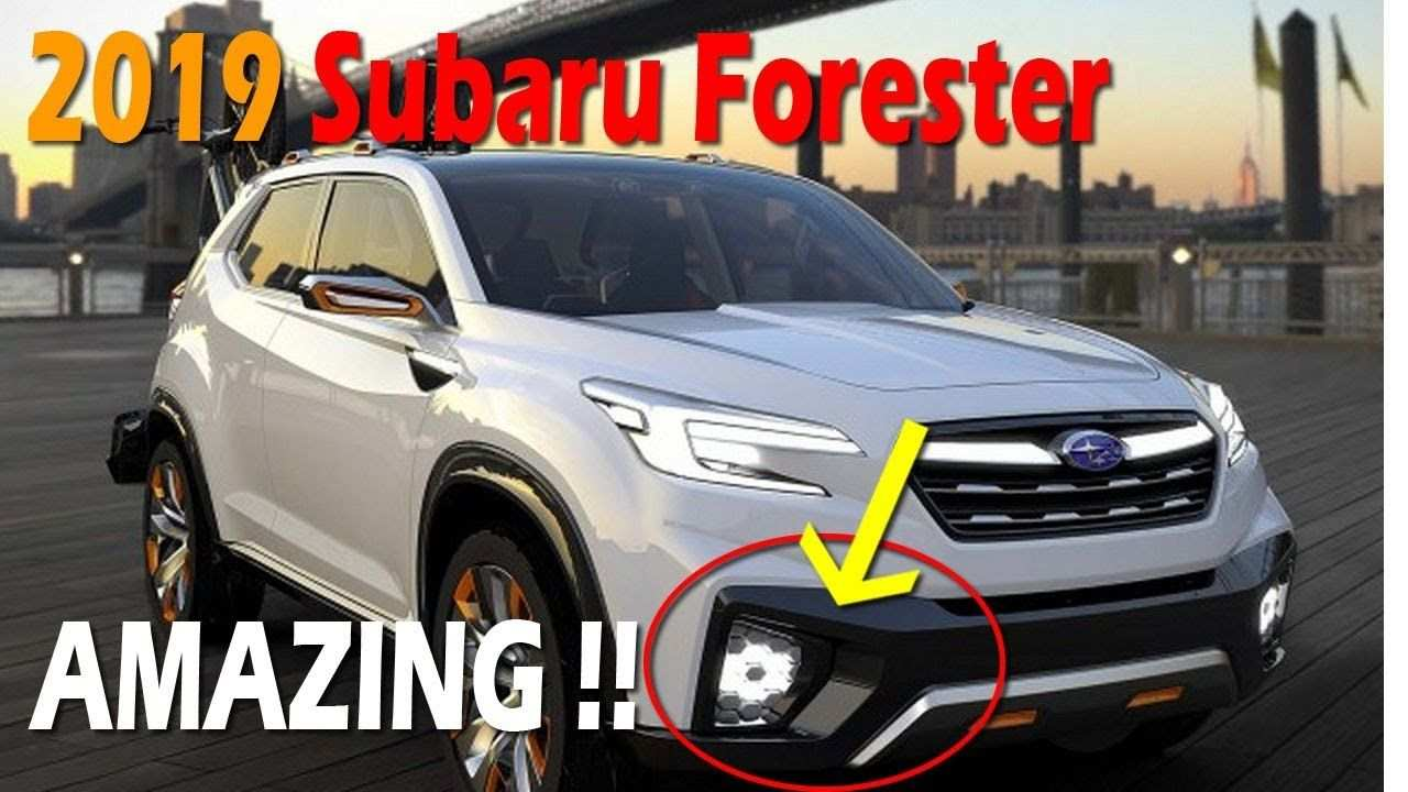 42 Best Subaru Redesign 2019 Redesign And Concept