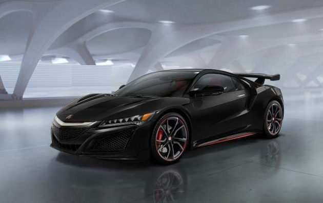 42 New 2019 Acura Nsx Type R First Drive
