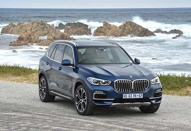 42 New 2019 Bmw Terrain Interior Price Design And Review