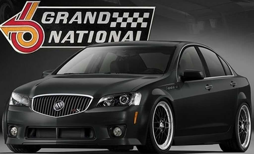 42 New 2019 Buick Grand Nationals Speed Test
