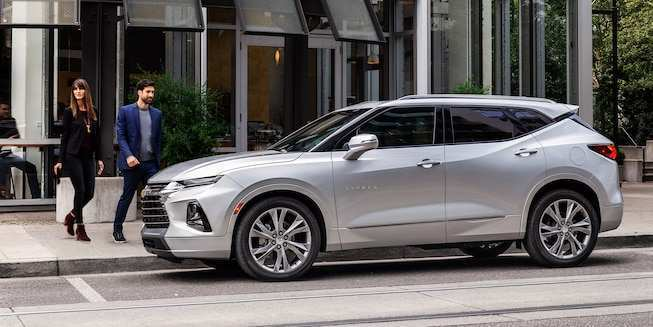 42 New 2019 Chevy Blazer Price Design And Review