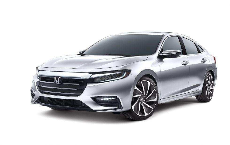 42 New 2019 Honda Civic Hybrid Exterior And Interior