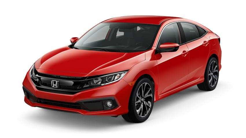 42 New 2019 Honda Civic Si Type R Overview
