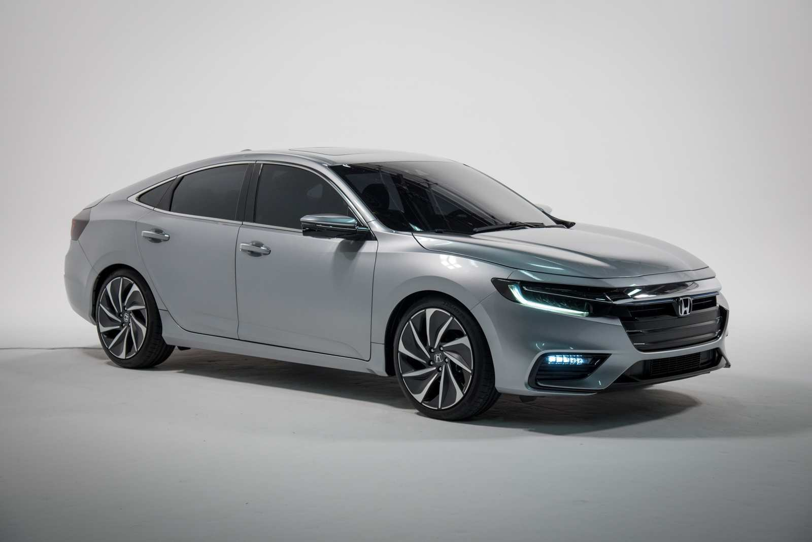 42 New 2019 Honda Insight Exterior And Interior
