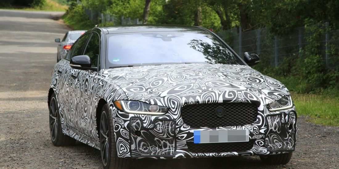 42 New 2019 Jaguar Xe Svr Rumors