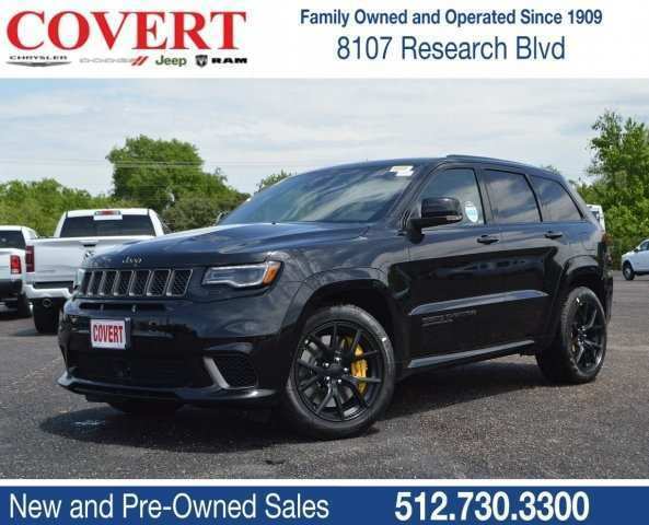 42 New 2019 Jeep Grand Cherokee Trackhawk Exterior And Interior