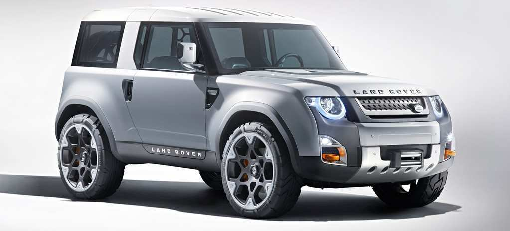 42 New 2019 Land Rover Defender Concept