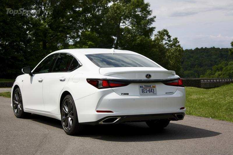 42 New 2019 Lexus ES Rumors