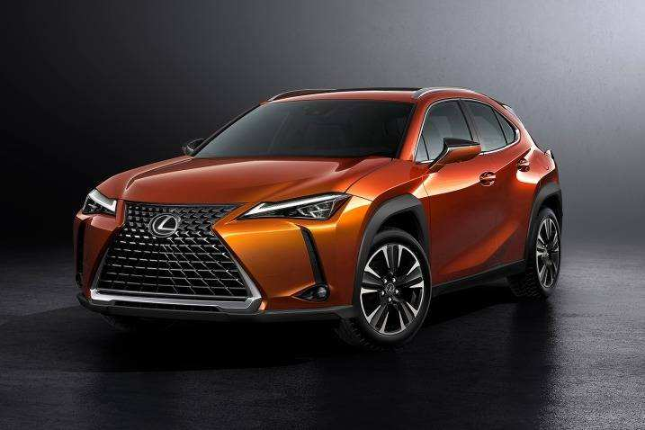 42 New 2019 Lexus Ux200 Photos