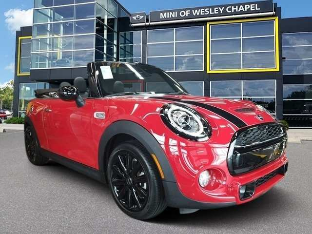 42 New 2019 Mini Cooper Convertible S Price Design And Review
