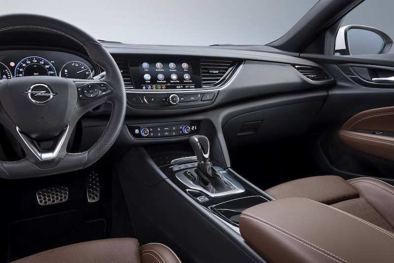 42 New 2019 New Opel Insignia Review And Release Date
