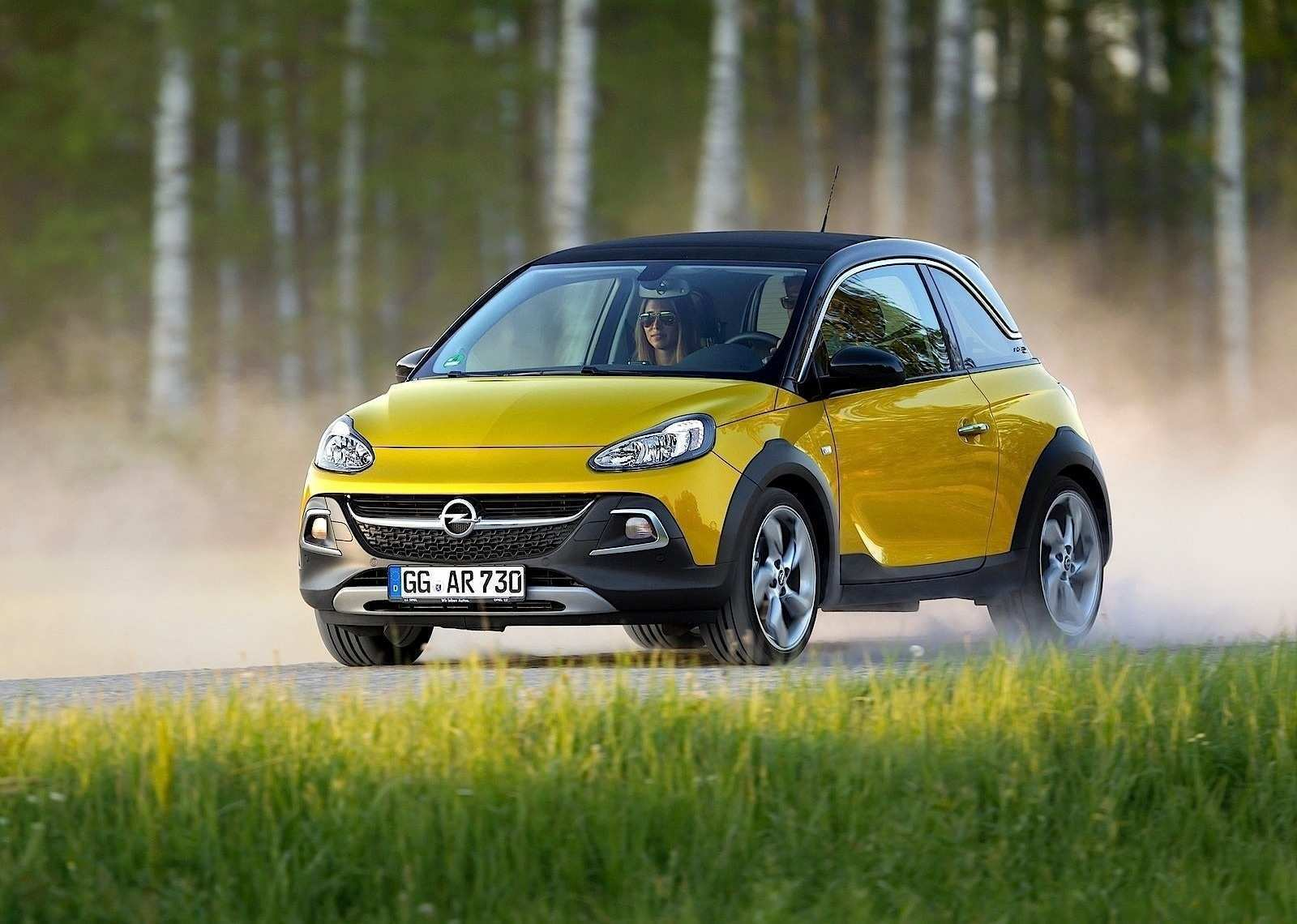 42 New 2019 Opel Adam Rocks Spy Shoot