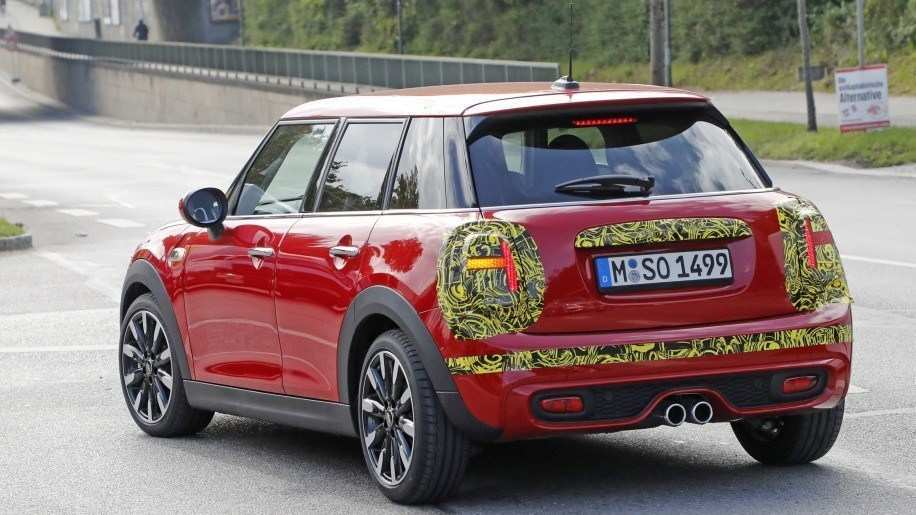 42 New 2019 Spy Shots Mini Countryman Price And Release Date