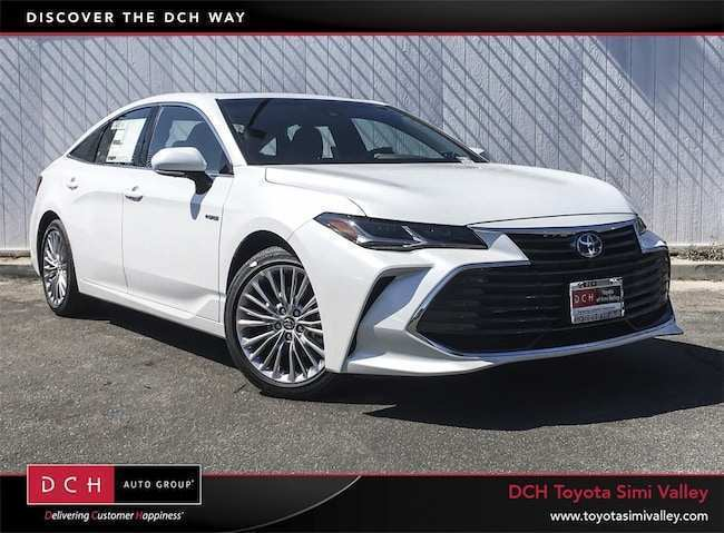 42 New 2019 Toyota Avalon Hybrid Release Date And Concept