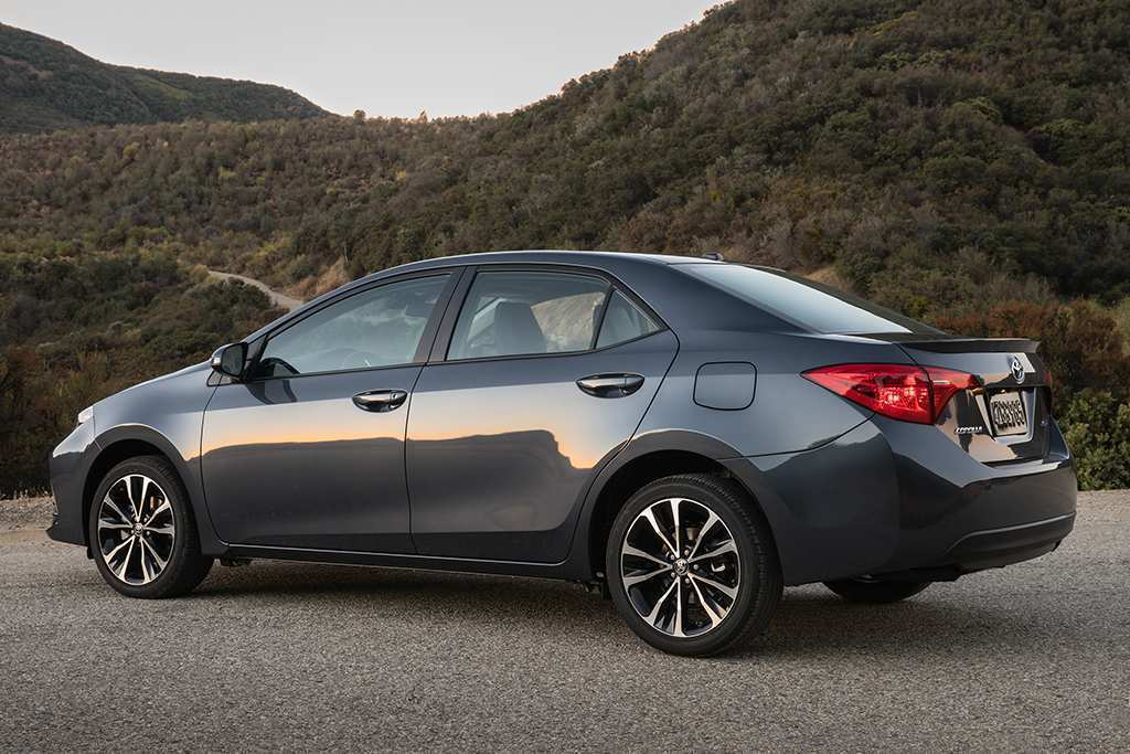 42 New 2019 Toyota Corolla Redesign