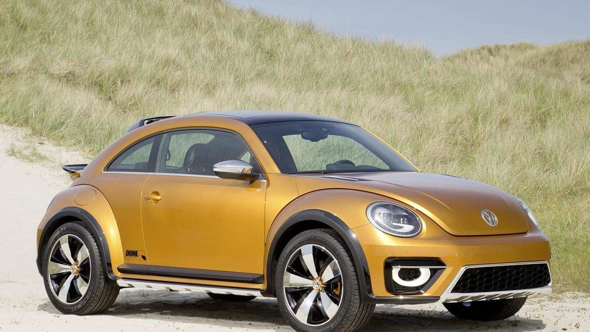 42 New 2019 Volkswagen Beetle Dune Redesign And Concept