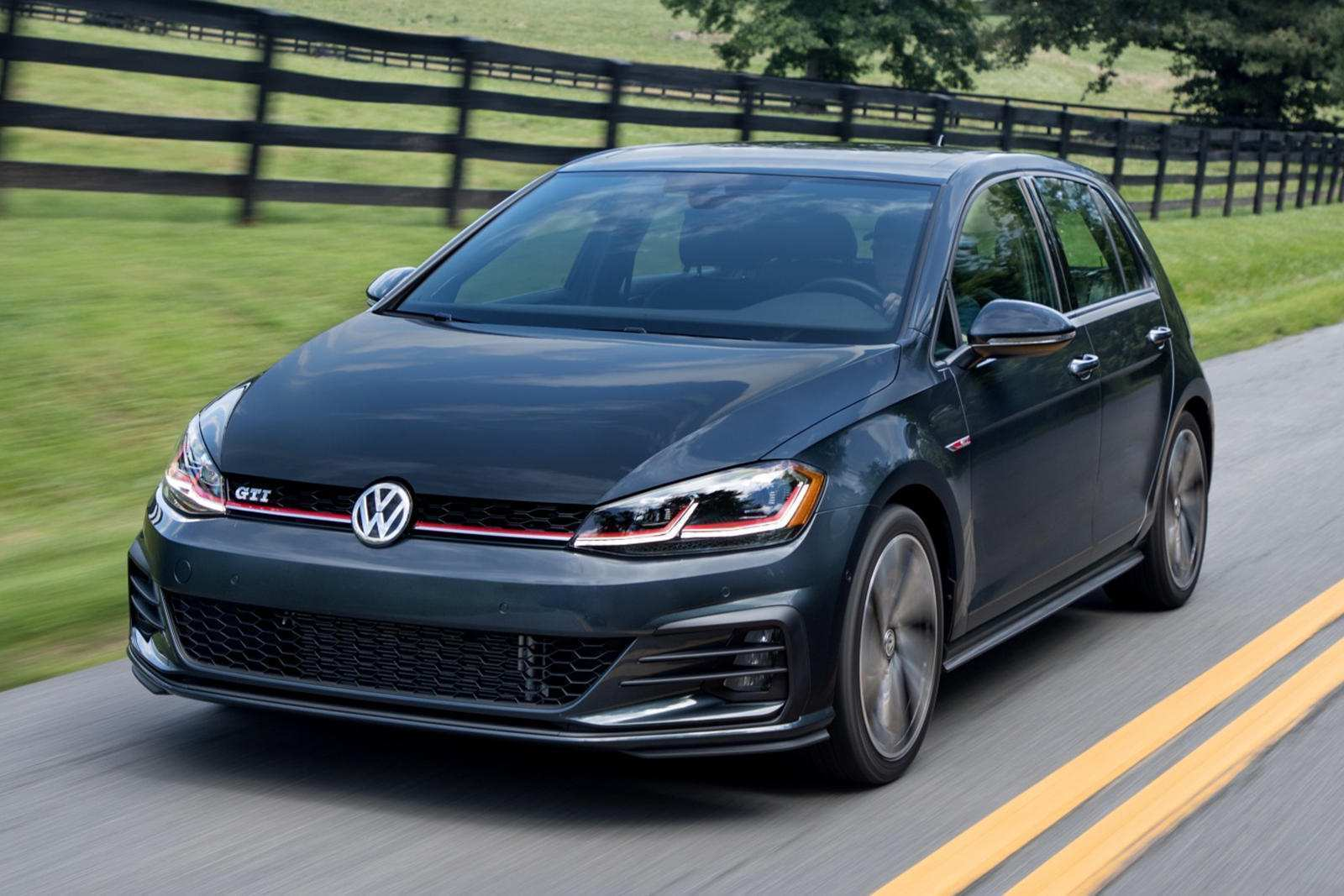 42 New 2019 Volkswagen Gti Rabbit Edition Exterior