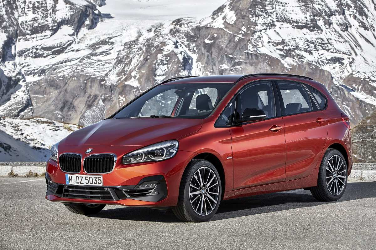 42 New 2020 BMW 220D Xdrive Style