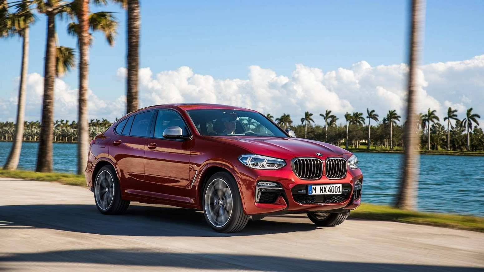 42 New 2020 BMW X4 Spy Shoot
