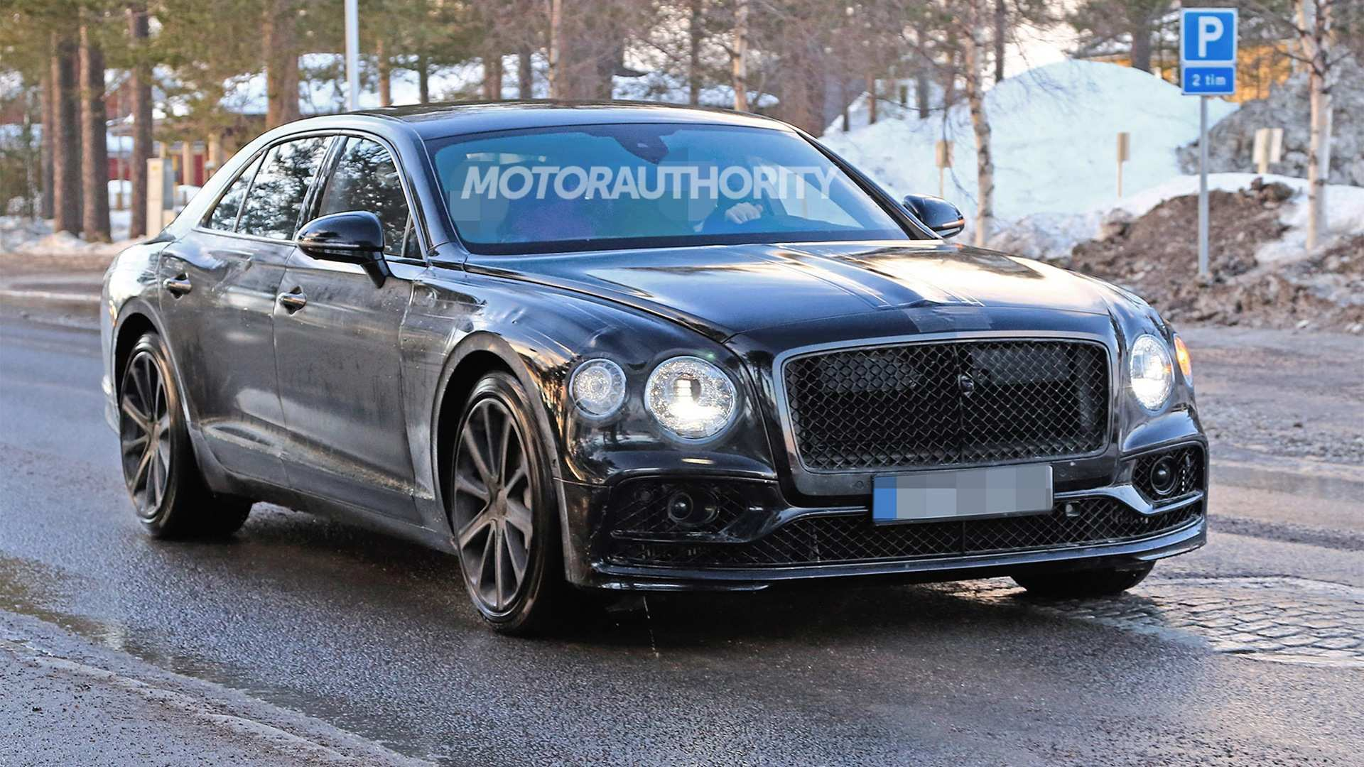 42 New 2020 Bentley Flying Spur Release Date And Concept
