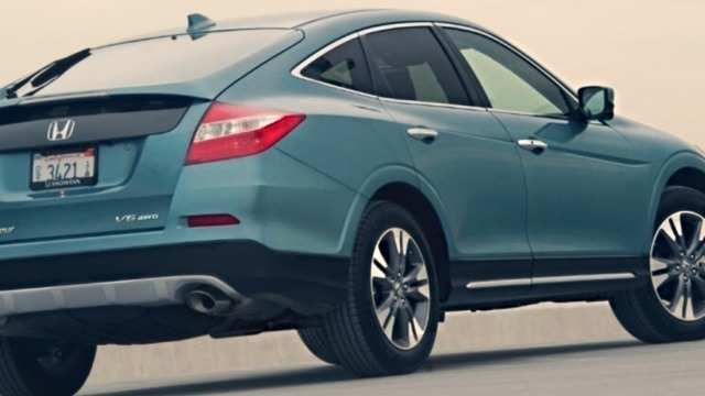 42 New 2020 Honda Crosstour Spy Shoot